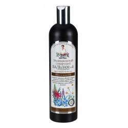Receptury Babuszki Agafii – syberyjski balsam puszystość i lekkość w układaniu Nº 4 na kwiatowym propolisie
