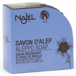 Najel – mydło Aleppo z olejem z czarnuszki
