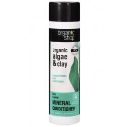 """Organic Shop – wzmacniający organiczny balsam """"Błękitna laguna"""""""