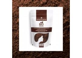 Kolor włosów gorzka czekolada to ciekawy pomysł - Wypróbuj hennę orientana gorzka czekolada.