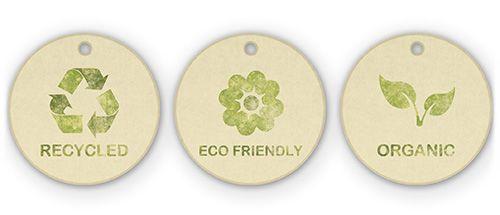 Szanujemy środowisko - kartony z recyklingu